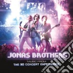 Jonas Brothers - Music From The 3d Concert Experience cd musicale di Brothers Jonas