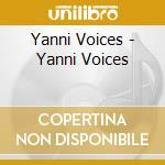 VOICES cd musicale di YANNI