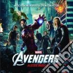 Avengers assemble cd musicale di Artisti Vari