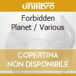 Forbidden planet cd musicale