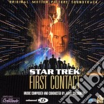 First contact - o.s.t. cd musicale di Star trek (ost)