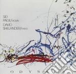 Sid Page / David Shelander - Odyssey cd musicale