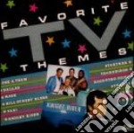 Favorite Tv Themes / Sounds Of The Screen Orchestra cd musicale