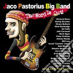 Jaco Pastorius Big Band - The Word Is Out! cd musicale di PASTORIUS JACO BIG BAND