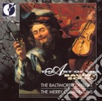 The art of the bawdy song cd musicale di Miscellanee