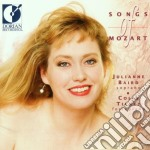 Mozart Wolfgang Amadeus - Songs Of Mozart  - Tilney Colin  Fp/julianne Baird, Soprano cd musicale di Wolfgang ama Mozart