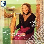 Carolan's welcome: harp music of ireland cd musicale di Miscellanee