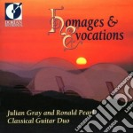 Homages & evocations cd musicale di Miscellanee