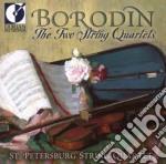 Borodin Alexander - The Two String Quartets /st. Petersburg String Quartet cd musicale di Alexander Borodin