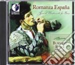 Burning River Brass - Romanza Espana cd musicale di Miscellanee