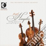 Haydn Franz Joseph - String Quartets Op. 9/4, Op. 17/3, Op. 1 /the Smithsonian String Quartet cd musicale di Haydn franz joseph
