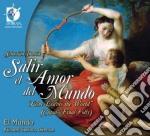 Duron Sebastian - Salir El Amor Del Mundo  - Savino Richard  Ch/el Mundo cd musicale di Sebastian Duron