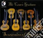 Souvenirs Of Russia /the Tzar's Guitars: John Schneiderman, Oleg Timofeyev cd musicale di Miscellanee