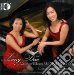 Vaughan Williams Ralph / Suesse Dana - Concertos For Two Pianos - Concerto In Do Maggiore /beatrice Long, Pianoforte  Christina Long, Pianoforte  Eski cd musicale di Vaughan williams ra