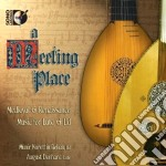 A meeting place: medieval & renaissance cd musicale di Miscellanee