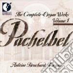 The complete organ works, vol.1 cd musicale di Johann Pachelbel