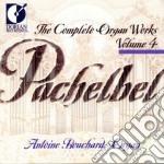The complete organ works, vol.4 cd musicale di Johann Pachelbel