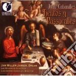 Cabanilles Juan - Tientos Y Passacalles cd musicale di Juan Cabanilles