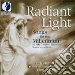 Radiant Light /the Trinity Choir, Brian Jones cd musicale di Miscellanee