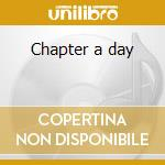 Chapter a day cd musicale di Jacob Miller