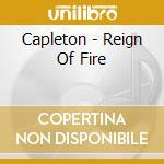Capleton - Reign Of Fire cd musicale di Capleton