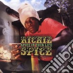 Richie Spice - Spice In Your Life cd musicale di Richie Spice