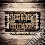 (LP VINILE) Reggae's gone countr lp vinile di Artisti Vari