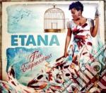 Etana - Free Expressions cd musicale di ETANA