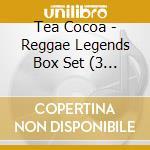 REGGAE LEGENDS BOXSET                     cd musicale di COCOA REA