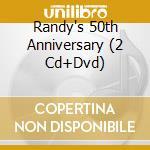 RANDY'S 50TH ANNIVERSARY - REGGAE ANTHOLOGY cd musicale di ARTISTI VARI