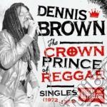 (LP VINILE) Crown prince of reggae lp vinile di DENNIS BROWN