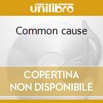 Common cause cd musicale di Attila Zoller