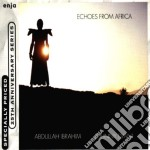 Echoes from africa cd musicale di Ibrahim a./dyani j.