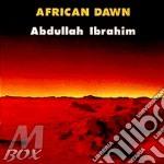 AFRICAN DAWN cd musicale di Abdullah Ibrahim