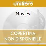 Movies cd musicale di Franco Ambrosetti