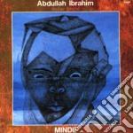 Abdullah Ibrahim - Mindif cd musicale di Abdullah Ibrahim