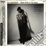 Blues bred in the bone cd musicale di Anderson Ray