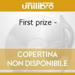 First prize - cd musicale di George Gruntz