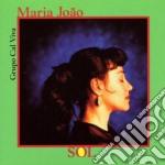 Maria Joao - Sol cd musicale di Maria Joao