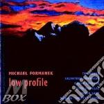 Low profile cd musicale di Formanek Michael