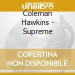 Supreme cd musicale di Coleman Hawkins