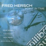 Point in time cd musicale di Fred Hersch