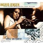 Here on earth cd musicale di Ingrid Jensen