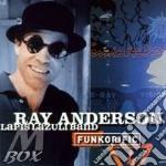 Funkorific cd musicale di ANDERSON RAY