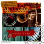 Where home is - pocket brass band cd musicale di ANDERSON RAY