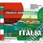 Franco Ambrosetti - Grazie Italia cd musicale di Franco Ambrosetti