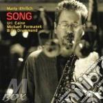Marty Ehrlich - Song cd musicale di Marty Ehrlich