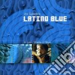 A latin shade of blue cd musicale di LATINO BLUE JOE GALLARDO'S