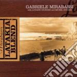 Gabriele Mirabassi - Latakia Blend cd musicale di Gabriele Mirabassi