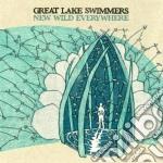 (LP VINILE) New wild everywhere lp vinile di Great lake swimmers